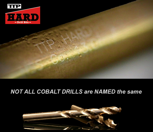 ttp hard drills marketing campaign posters